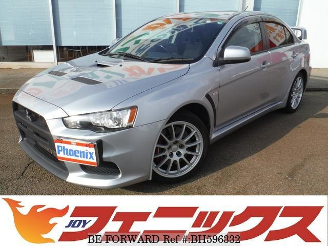 Used 2008 MITSUBISHI LANCER BH596332 for Sale