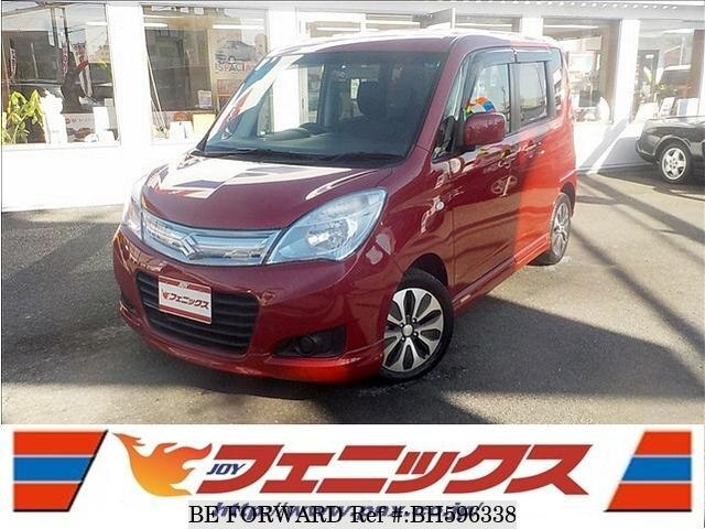 Used 2015 SUZUKI SOLIO BH596338 for Sale