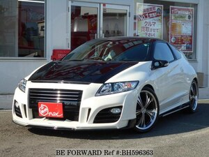 Used 2010 HONDA CR-Z BH596363 for Sale