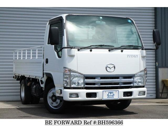 Used 2012 MAZDA TITAN BH596366 for Sale