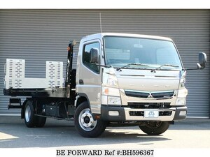 Used 2018 MITSUBISHI CANTER BH596367 for Sale
