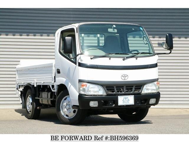 Used 2006 TOYOTA DYNA TRUCK BH596369 for Sale