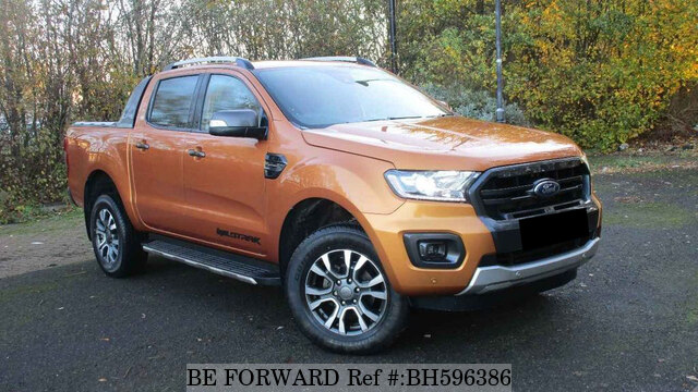 Used 2019 FORD RANGER BH596386 for Sale