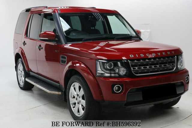 Used 2015 LAND ROVER DISCOVERY 4 BH596392 for Sale