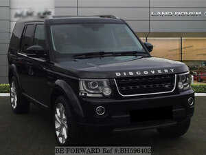 Used 2016 LAND ROVER DISCOVERY 4 BH596402 for Sale