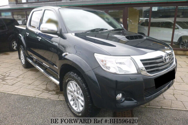 Used 2013 TOYOTA HILUX BH596420 for Sale