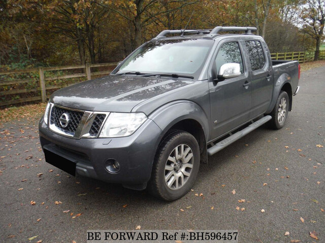 Used 2014 NISSAN NAVARA BH596457 for Sale