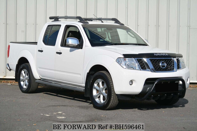 Used 2014 NISSAN NAVARA BH596461 for Sale