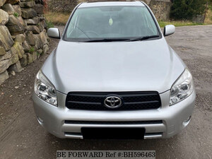 Used 2007 TOYOTA RAV4 BH596463 for Sale