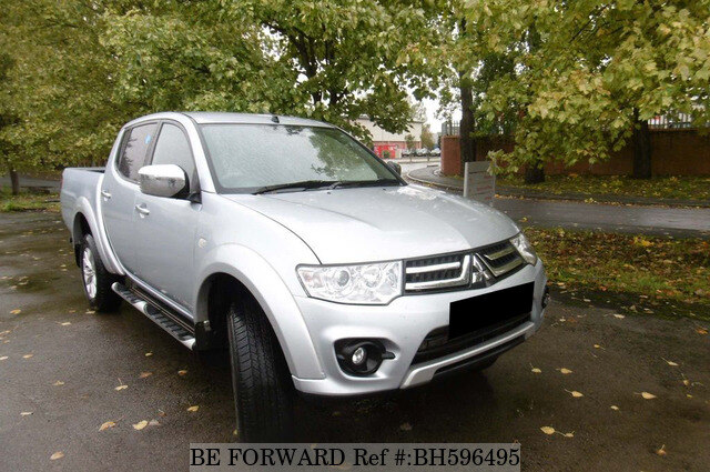 Used 2015 MITSUBISHI L200 BH596495 for Sale