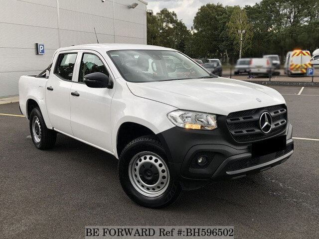 Used 2018 MERCEDES-BENZ X-CLASS BH596502 for Sale
