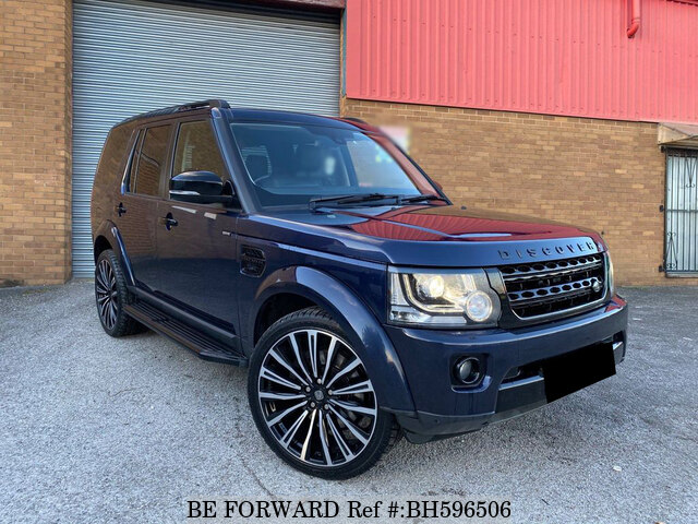 Used 2015 LAND ROVER DISCOVERY 4 BH596506 for Sale