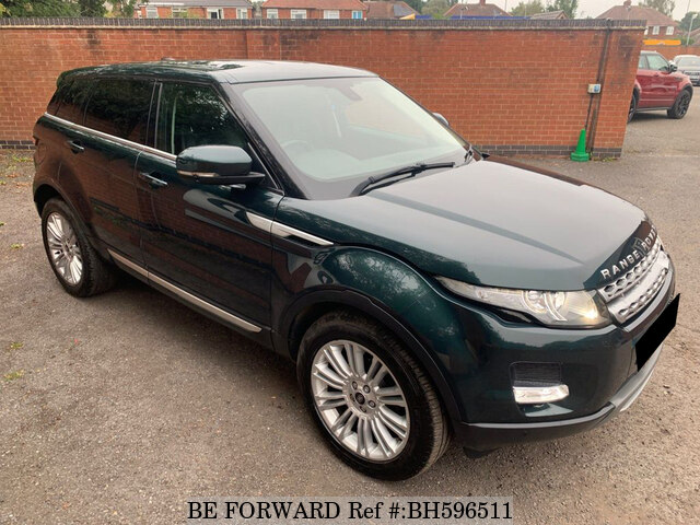 Used 2013 LAND ROVER RANGE ROVER EVOQUE BH596511 for Sale