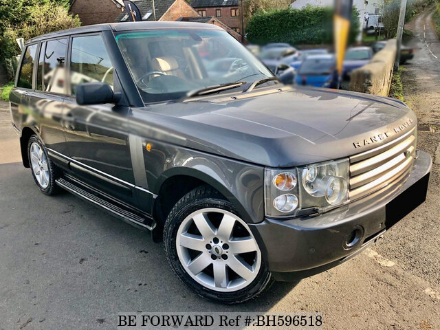 Used 2004 LAND ROVER RANGE ROVER BH596518 for Sale