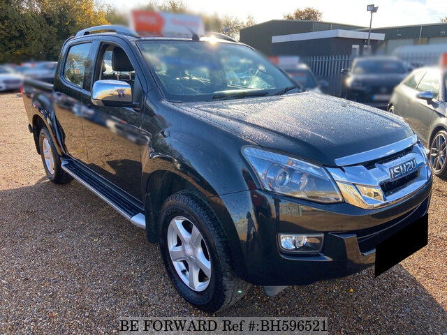 Used 2015 ISUZU D-MAX BH596521 for Sale