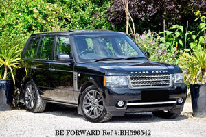 Used 2010 LAND ROVER RANGE ROVER BH596542 for Sale