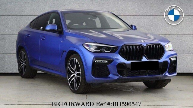 Used 2020 BMW X6 BH596547 for Sale