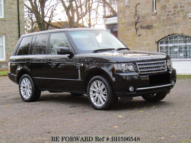 Used 2012 LAND ROVER RANGE ROVER BH596548 for Sale