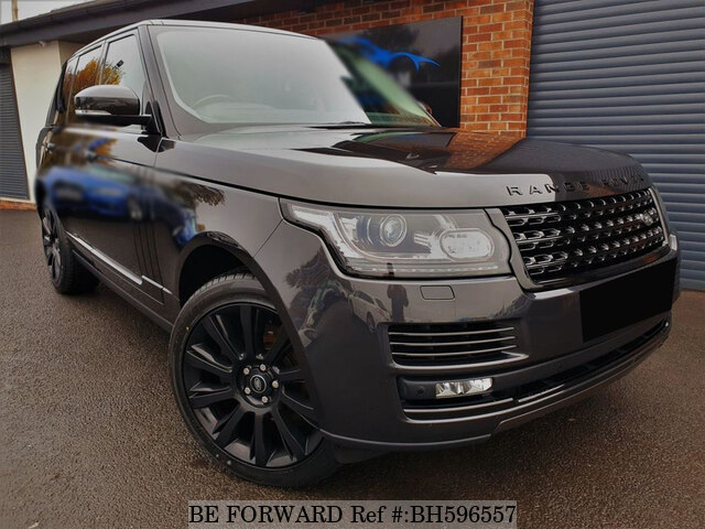 Used 2013 LAND ROVER RANGE ROVER BH596557 for Sale