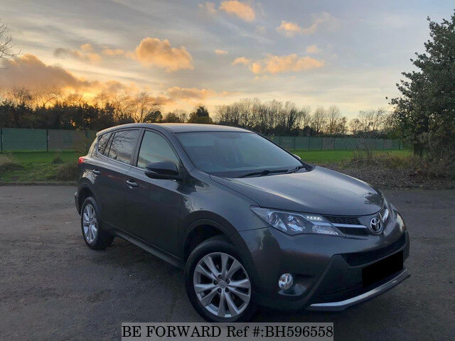 Used 2013 TOYOTA RAV4 BH596558 for Sale
