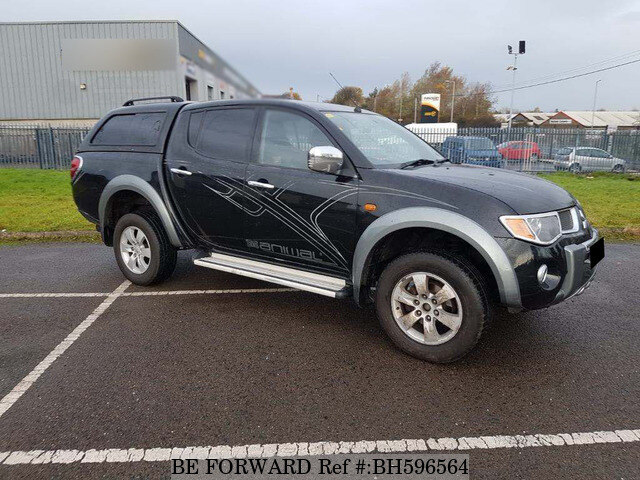 Used 2007 MITSUBISHI L200 BH596564 for Sale