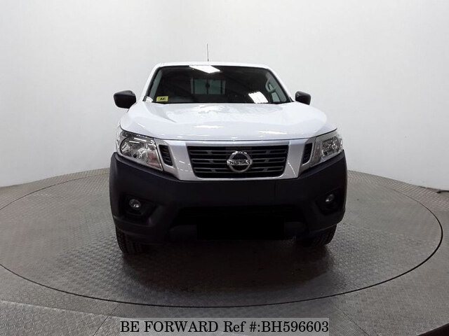Used 2017 NISSAN NAVARA BH596603 for Sale