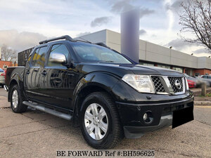Used 2007 NISSAN NAVARA BH596625 for Sale