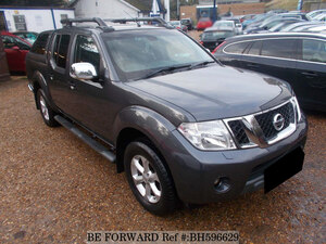Used 2011 NISSAN NAVARA BH596629 for Sale