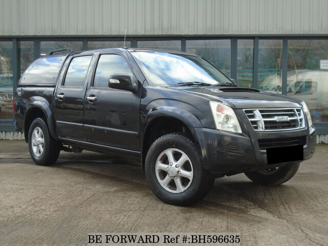 Used 2007 ISUZU RODEO BH596635 for Sale