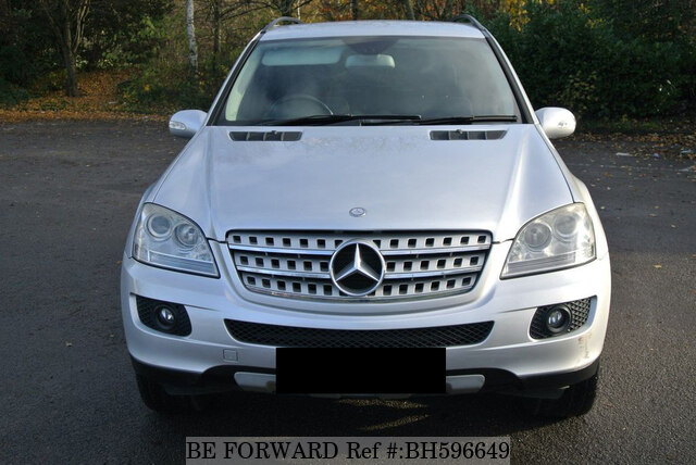 Used 2007 MERCEDES-BENZ ML CLASS BH596649 for Sale