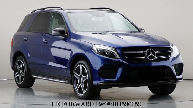 Used 2017 MERCEDES-BENZ GLE-CLASS BH596659 for Sale