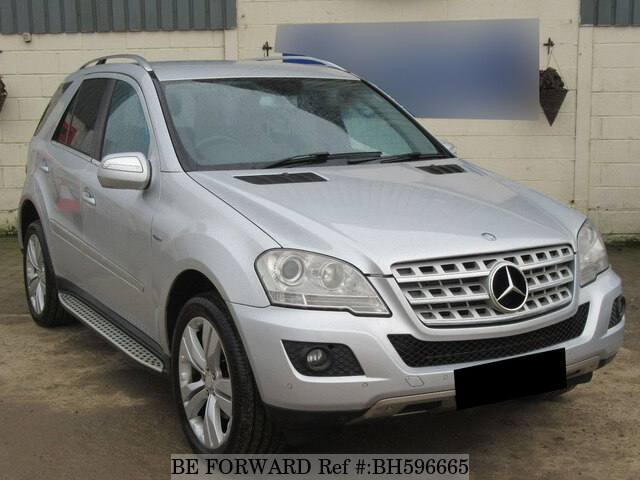 Used 2009 MERCEDES-BENZ ML CLASS BH596665 for Sale