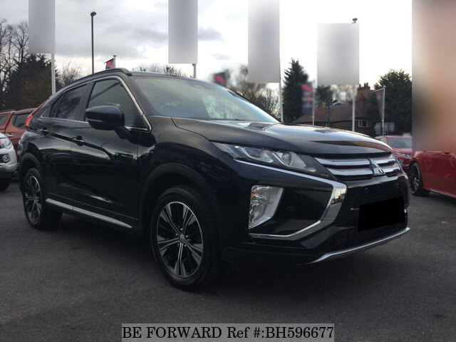 Used 2019 MITSUBISHI ECLIPSE CROSS BH596677 for Sale