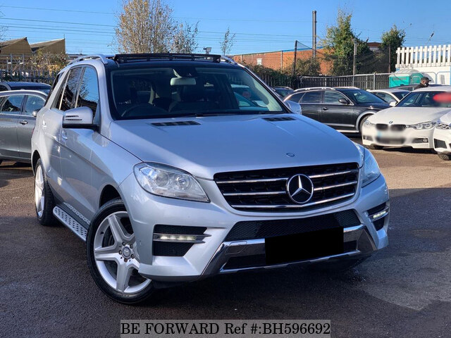 Used 2014 MERCEDES-BENZ ML CLASS BH596692 for Sale