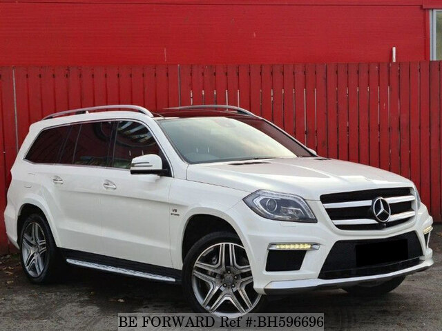 Used 2014 MERCEDES-BENZ GL-CLASS BH596696 for Sale