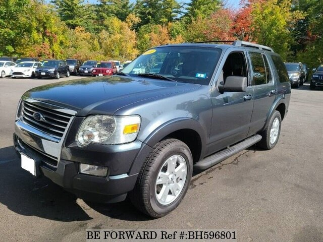 Used 2010 FORD EXPLORER BH596801 for Sale