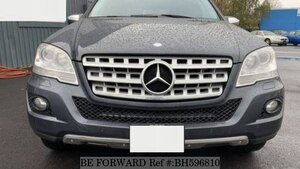 Used 2010 MERCEDES-BENZ M-CLASS BH596810 for Sale