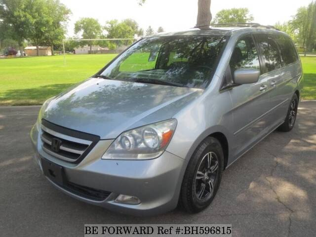 Used 2007 HONDA ODYSSEY BH596815 for Sale