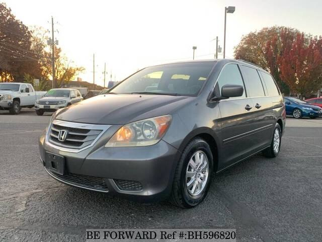 Used 2010 HONDA ODYSSEY BH596820 for Sale