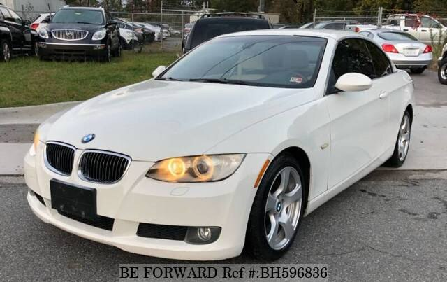 Used 2008 BMW 3 SERIES BH596836 for Sale