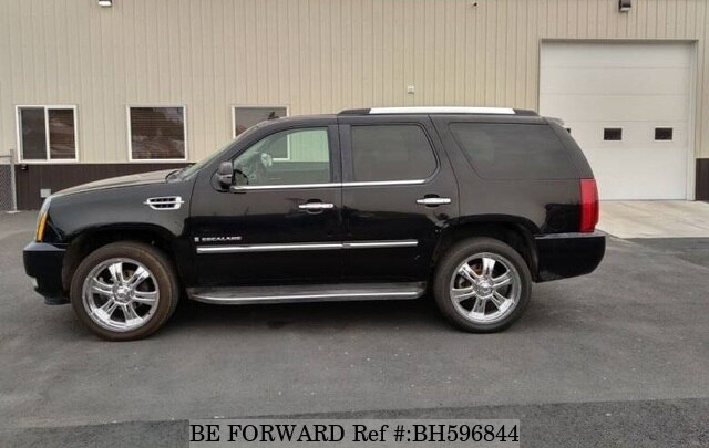 Used 2007 CADILLAC ESCALADE BH596844 for Sale