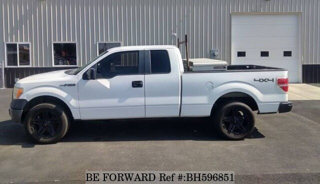 Used 2009 FORD F150 BH596851 for Sale
