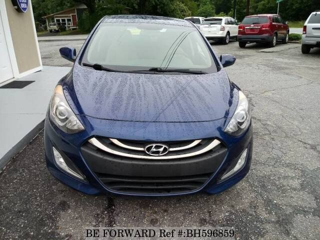 Used 2013 HYUNDAI ELANTRA BH596859 for Sale