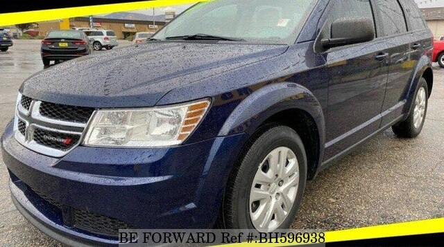 Used 2018 DODGE JOURNEY BH596938 for Sale