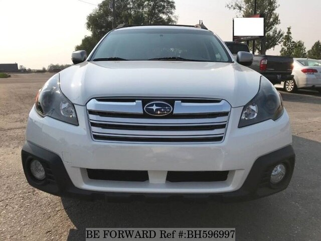 Used 2013 SUBARU OUTBACK BH596997 for Sale