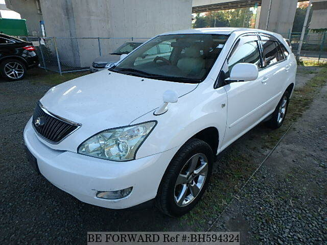 Used 2003 TOYOTA HARRIER BH594324 for Sale