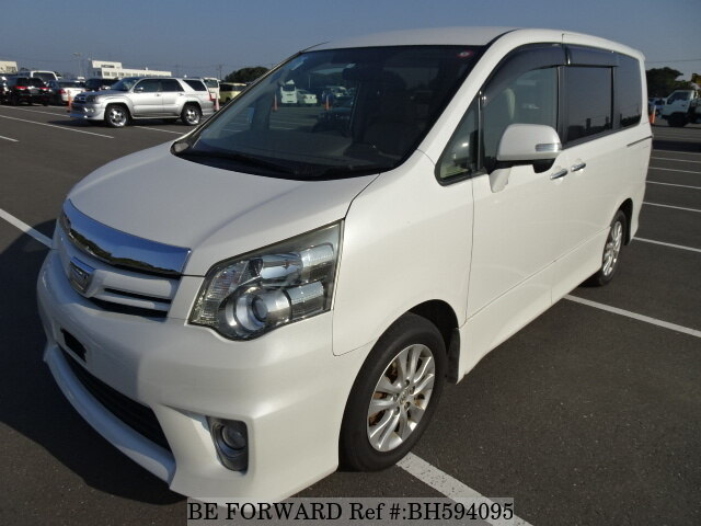 Used 2011 TOYOTA NOAH BH594095 for Sale