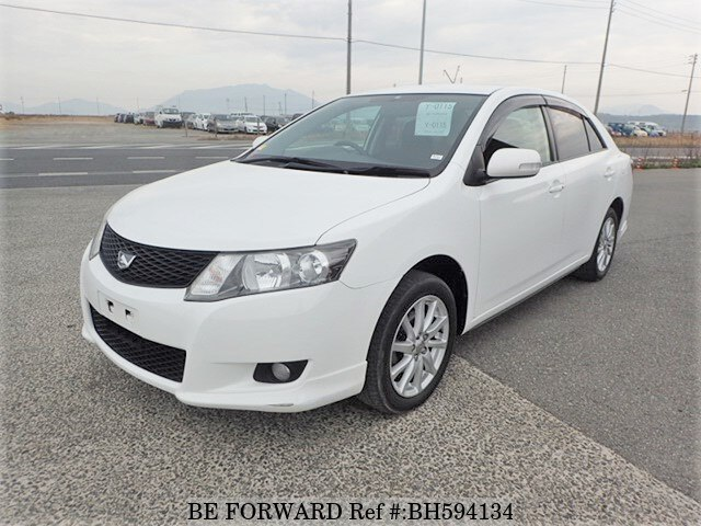 Used 2007 TOYOTA ALLION BH594134 for Sale