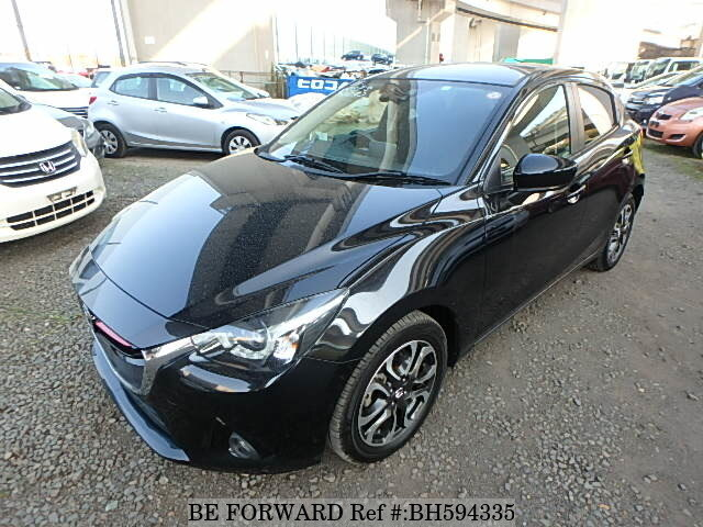 Used 2014 MAZDA DEMIO BH594335 for Sale