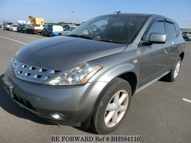 Used 2006 NISSAN MURANO BH594110 for Sale